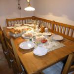 pension WOK na přání připravíme bohatou snídani